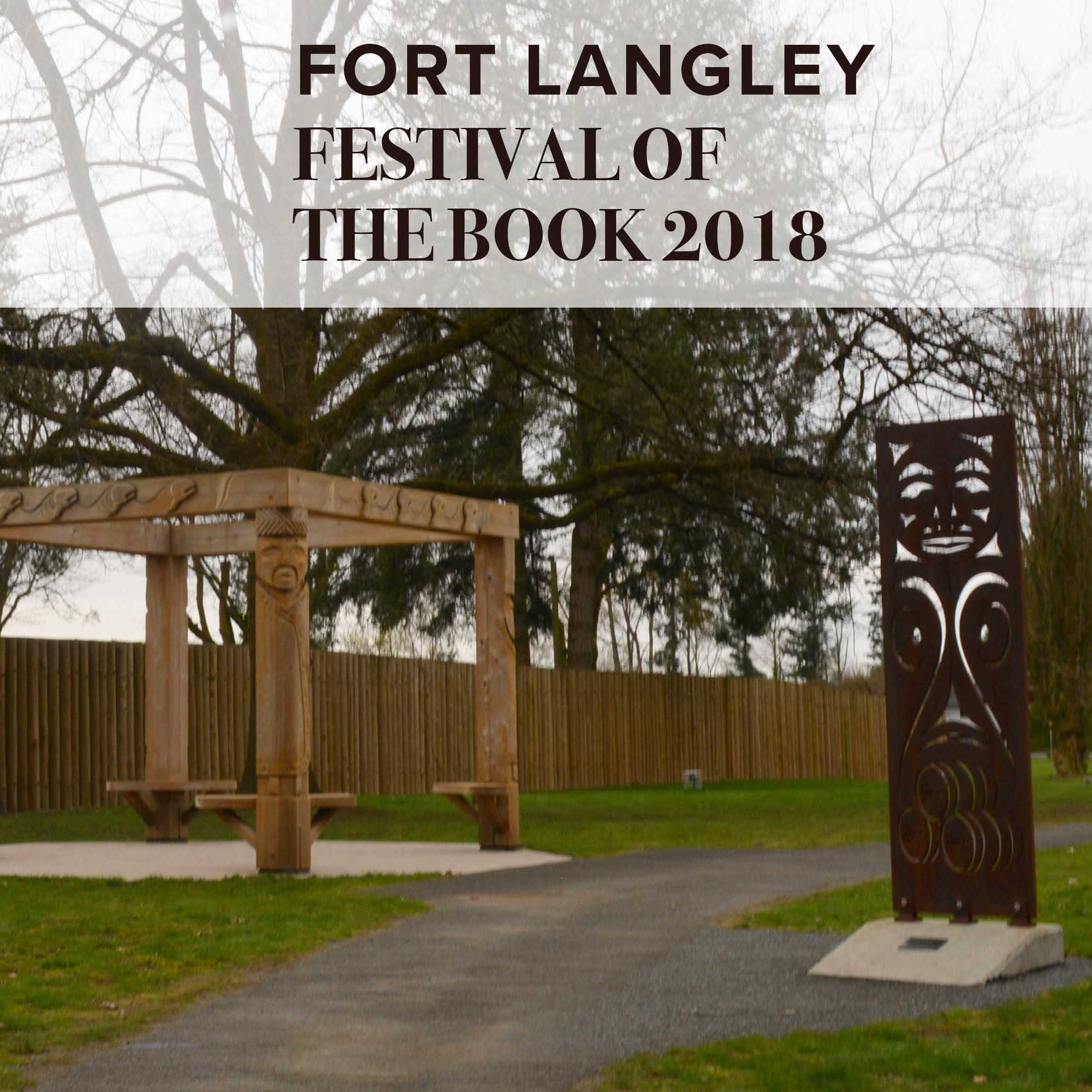 Fort LangleyFestival of the Book