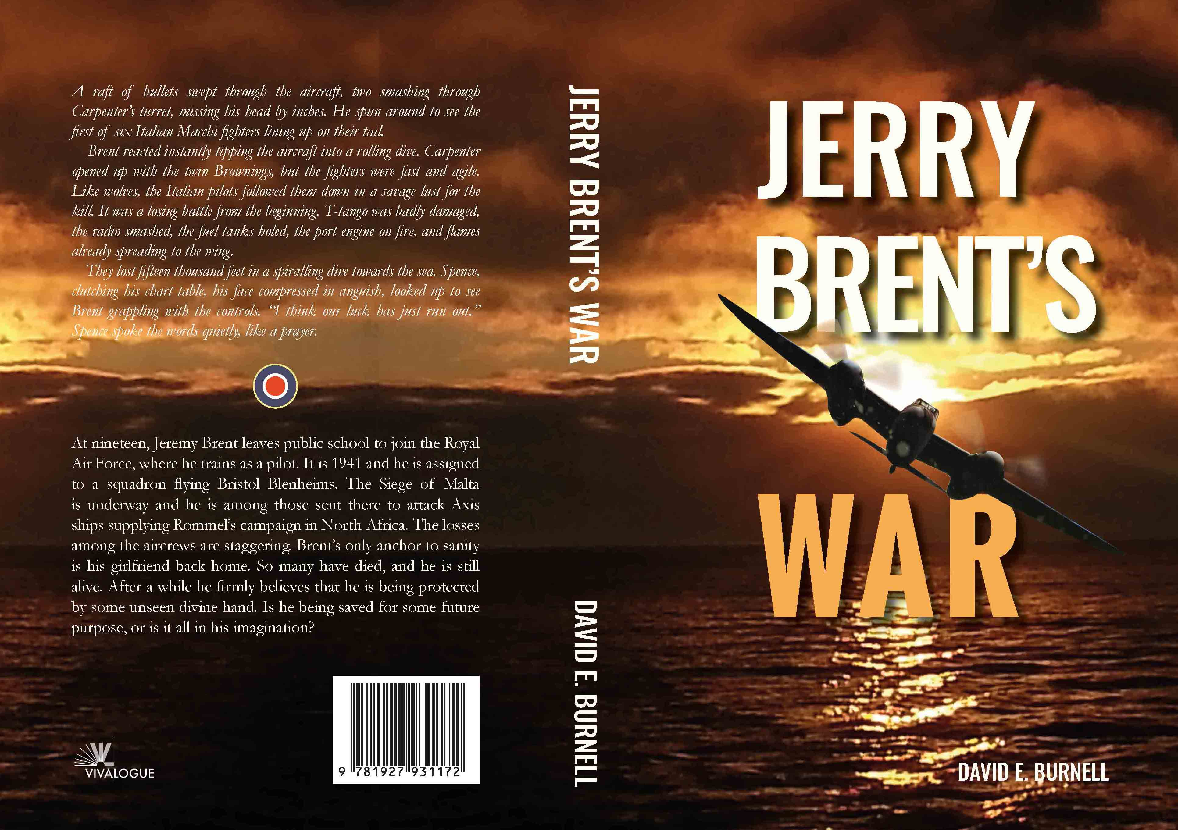 Jerry Brent's War