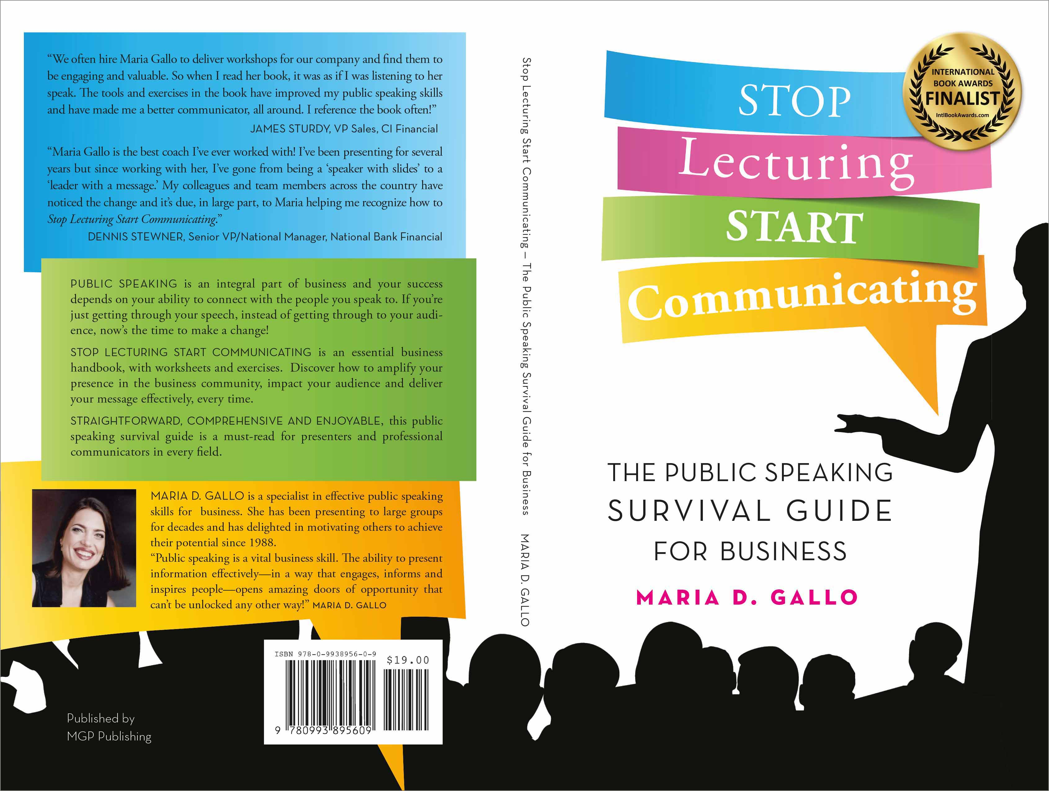 Stop Lecturing Start Communicating