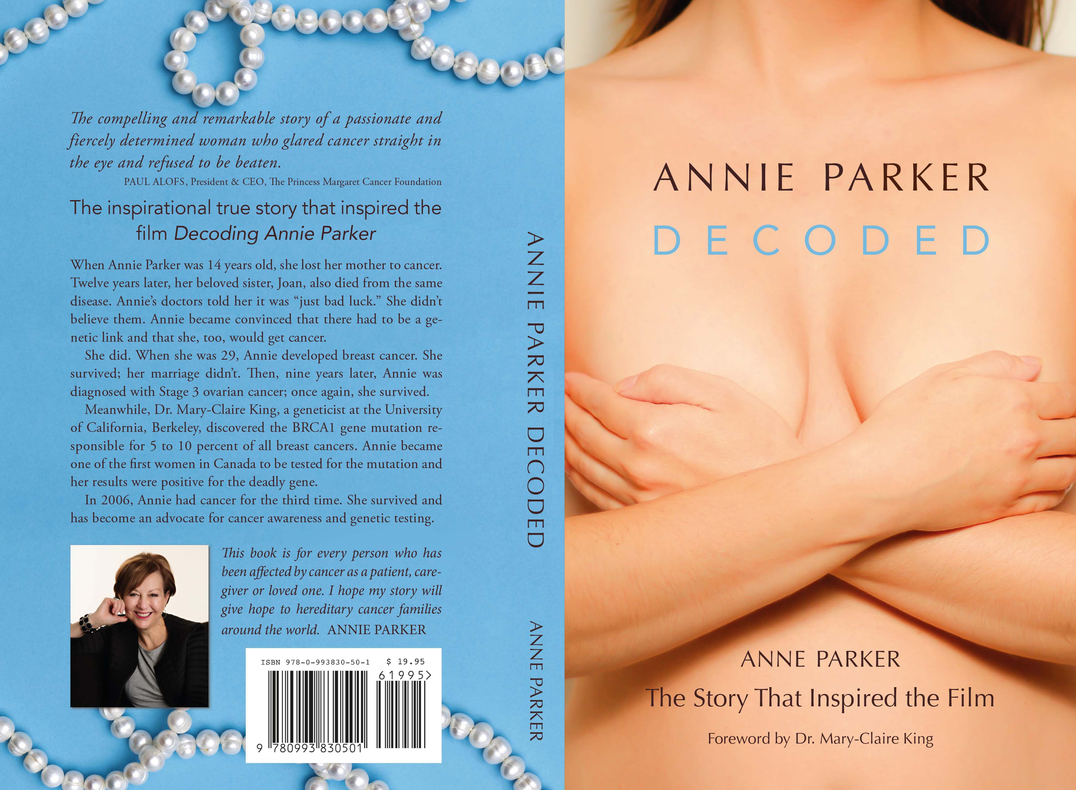 Annie Parker Decoded full cover