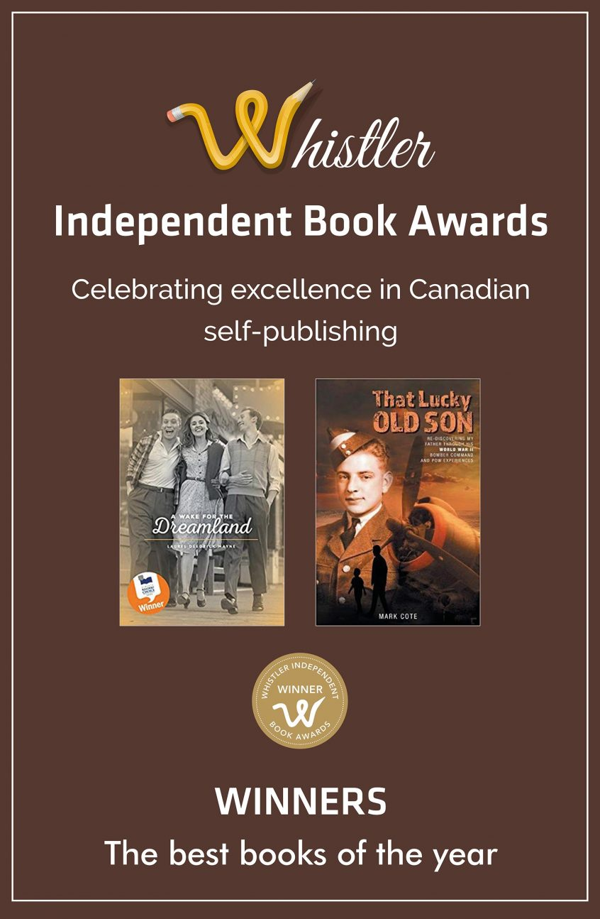 Whistler Independent Book Awards 2018 winners